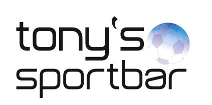 Tonys Sports Bar, Fussball, Sportwetten